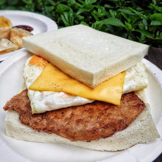 三三活力早餐 傳統早餐 木柵早餐 木柵必吃 木柵美食 文山區早餐 招牌肉蛋吐司+起司
