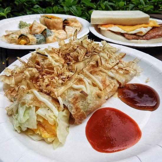 三三活力早餐 傳統早餐 木柵早餐 木柵必吃 木柵美食 文山區早餐 高麗菜蛋餅