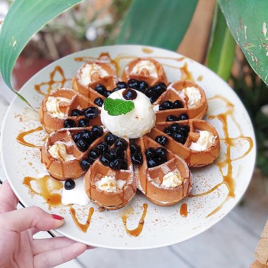 你後面 文山區咖啡廳 木柵咖啡廳 咖啡廳 黑糖珍珠鬆餅 甜點