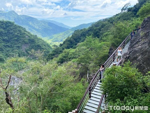 屏東卡悠峰瀑布 屏東景點,屏東旅遊,瀑布秘境,瀑布景點,屏東秘境