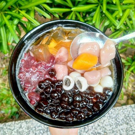 豆花莊-三式豆花 寧夏夜市美食,台北夜市,夜市美食,台北美食,夜市小吃,台北甜品