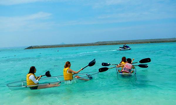 水納島一日遊 沖繩玩水 沖繩玩水行程