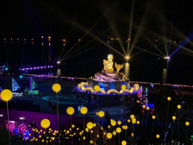 澎湖國際海灣燈光節