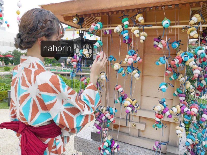 空庭温泉 OSAKA BAY TOWER|大阪景點|許願球