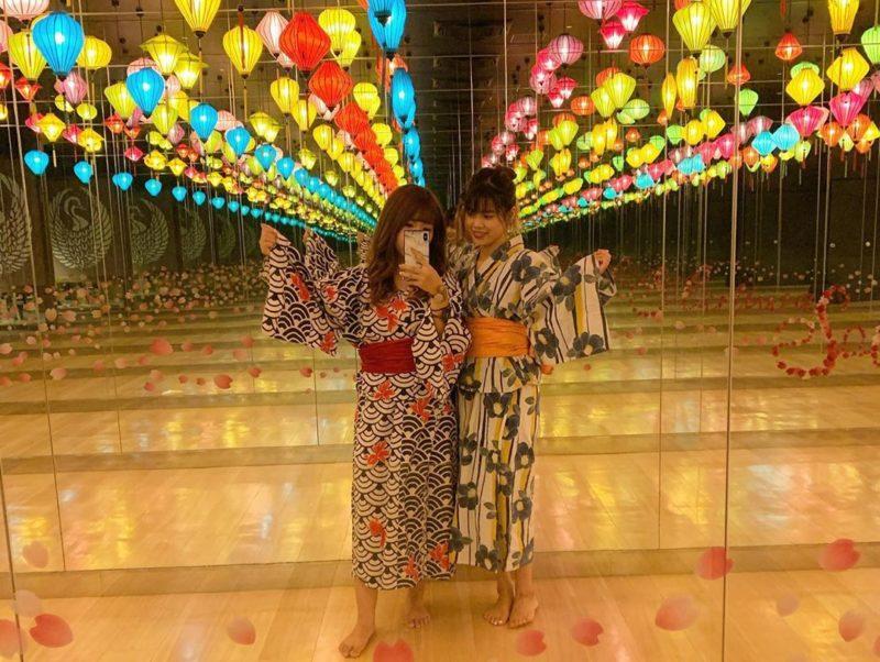 空庭温泉 OSAKA BAY TOWER|夢幻景點|大阪溫泉