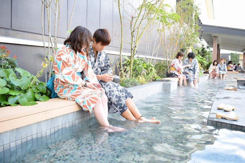 空庭温泉 OSAKA BAY TOWER|大阪|大阪景點|大阪溫泉