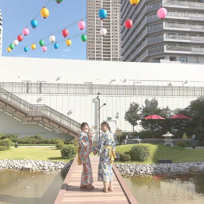 空庭溫泉 OSAKA BAY TOWER|大阪景點|大阪溫泉主題樂園