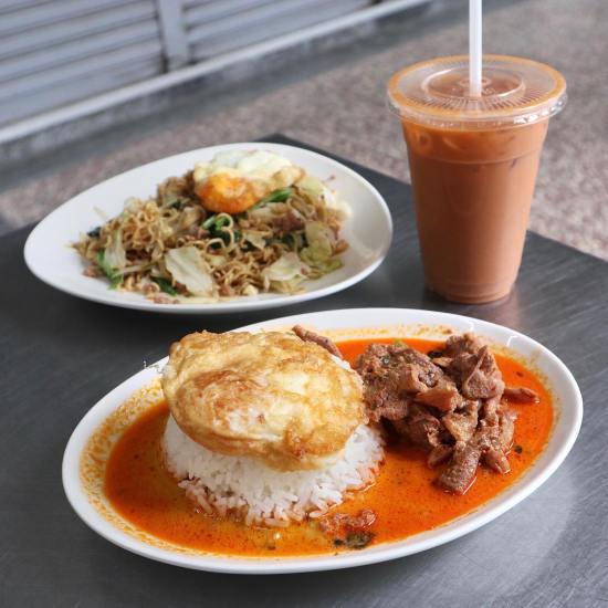 老麵攤|平價泰式料理|泰國料理|小資族最愛