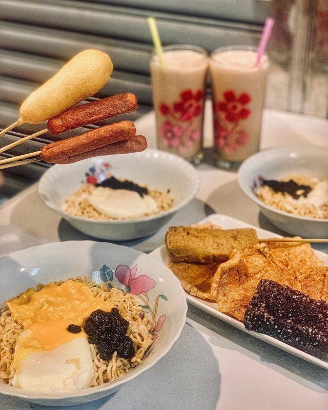 觀光城友愛夜食堂|台南必吃|台南必吃美食