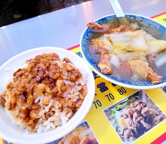 順路來紅燒肉羹-滷肉飯|寧夏夜市美食,台北夜市,夜市美食,台北美食,夜市小吃