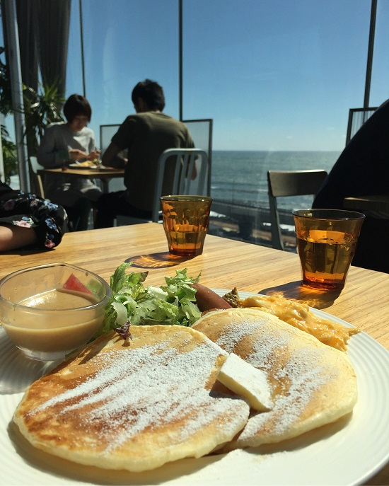 SEA BiRDS CAFE|海景餐廳|車站餐廳|日本車站餐廳|咖啡廳|CAFE