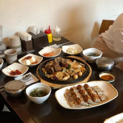 仁寺洞那家 韓國美食 
