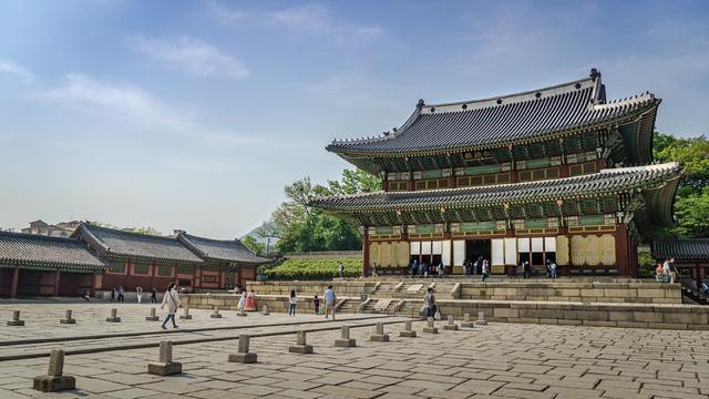 昌德宮 首爾景點 韓國景點 大長今 屋塔房王世子
