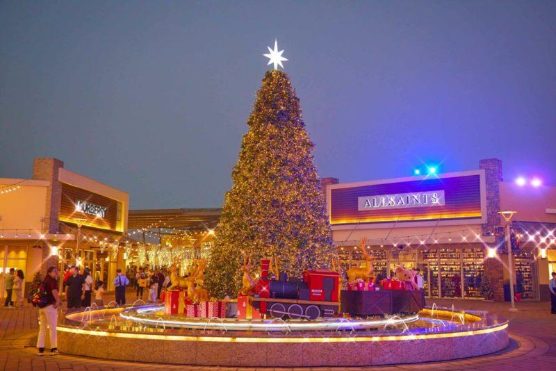 華泰名品城|桃園outlet|2020聖誕節|華泰聖誕節|桃園青埔outlet|