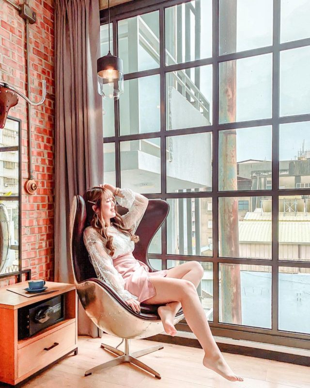 台中住宿|台中飯店|台中設計旅店|1969藍天飯店