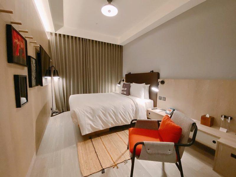 台中住宿|台中飯店|台中設計旅店|Moxy-Taichung-台中豐邑Moxy酒店