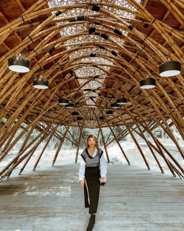 紙教堂Paper Dome|埔里景點