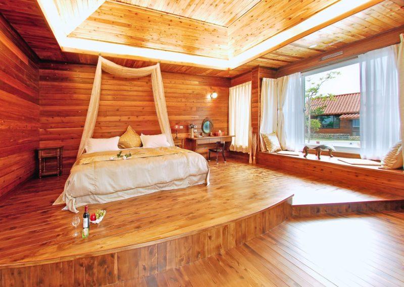 埔里水鄉豪華渡假villa|南投住宿|埔里住宿|埔里小木屋|