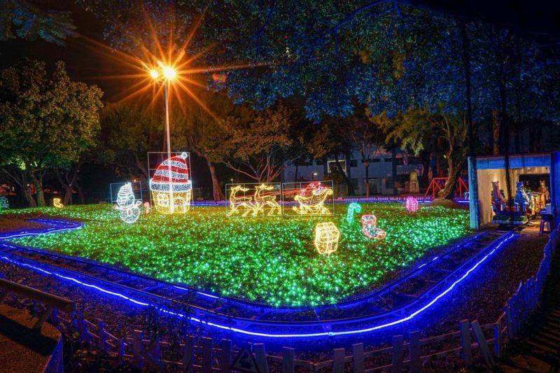 屏東景點|屏東公園聖誕節|全台聖誕節|屏東聖誕節|屏東公園|全台聖誕節活動