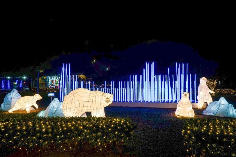 屏東景點|屏東聖誕節|屏東公園|屏東公園聖誕節|全台聖誕節活動|全台聖誕節
