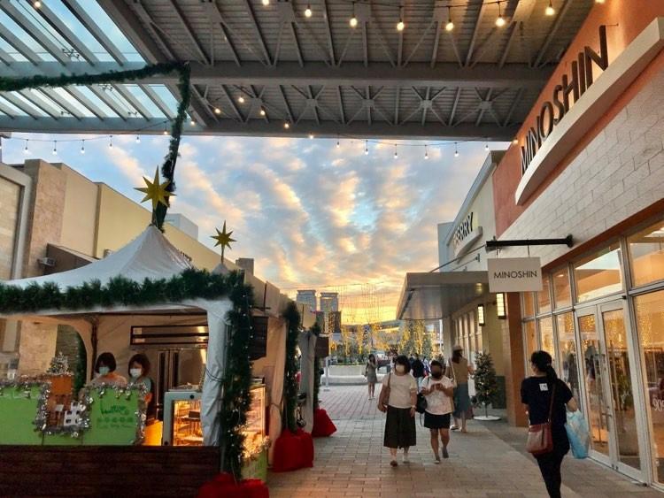 桃園青埔outlet|2020聖誕節|華泰名品城|桃園outlet|華泰聖誕節|