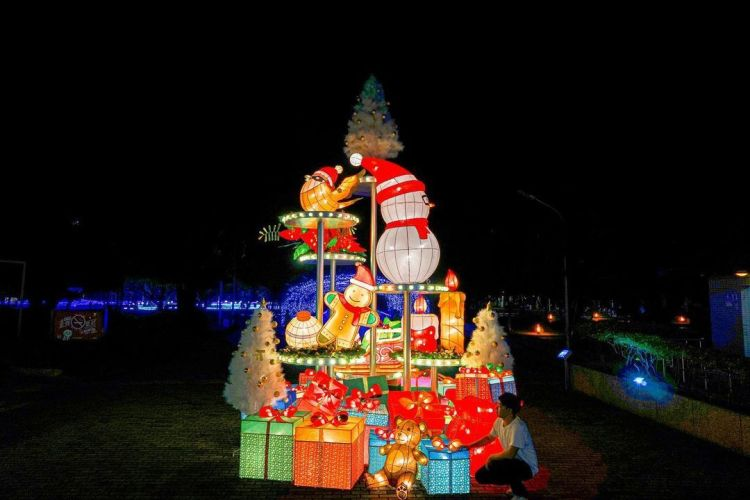 2020聖誕節|屏東聖誕節|屏東公園|打卡景點|屏東景點|聖誕景點|全台聖誕活動