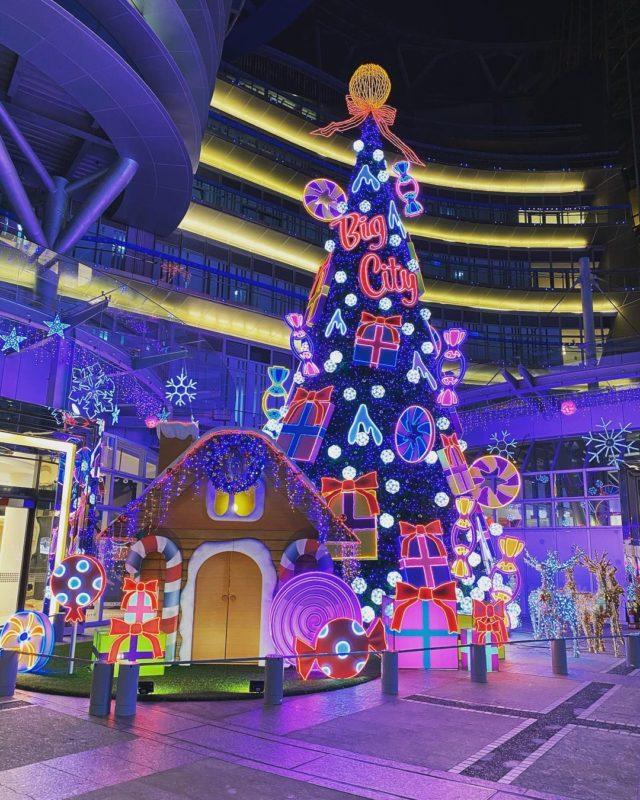 2020聖誕節|新竹景點|遠東巨城購物中心|打卡景點|聖誕裝飾|聖誕節打卡景點|2020聖誕樹|全台聖誕活動