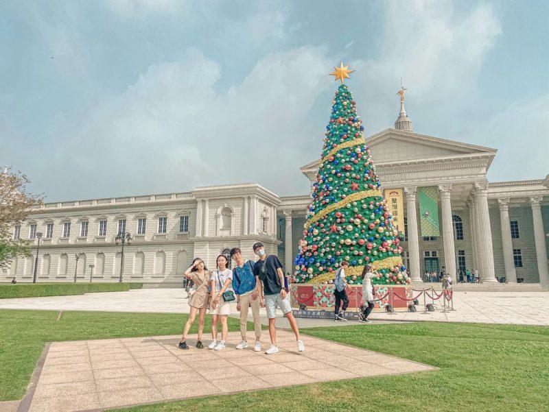 2020聖誕節|2021跨年|聖誕跨年活動|台南景點|奇美博物館
