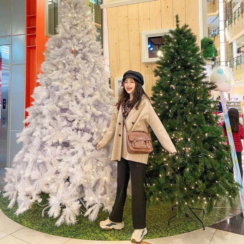 2020聖誕節|2021跨年|2020桃園聖誕節|大江購物中心聖誕節