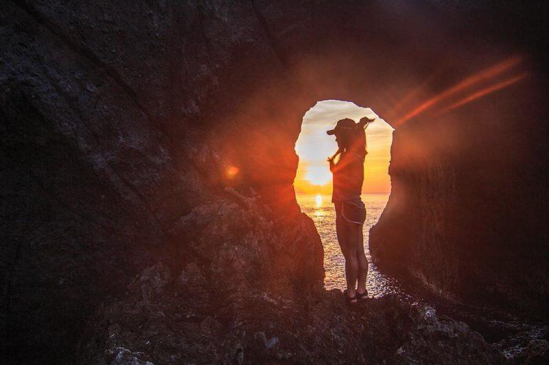 2021跨年|2021曙光|離島景點|蘭嶼景點|蘭嶼f情人洞曙光