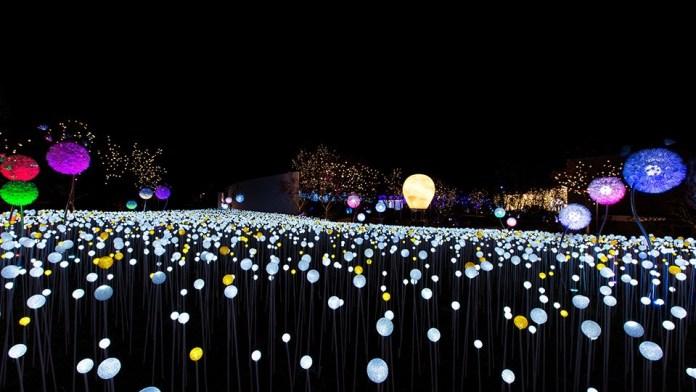 韓國首爾景點-宇宙星光花園