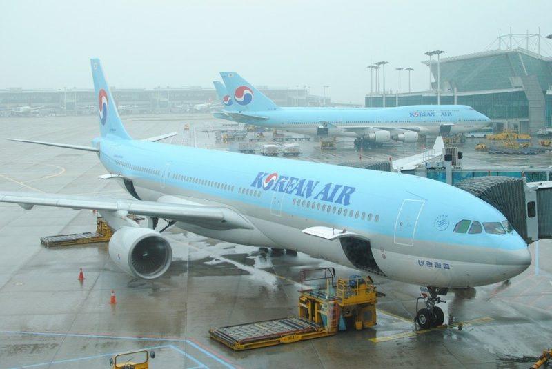 桃園往來首爾航班