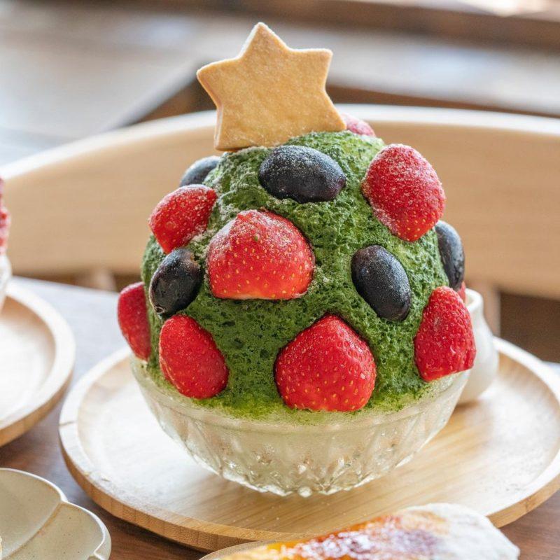 高雄美食 高雄冰品 高雄甜點 高雄草莓冰 2020草莓季 高雄千層蛋糕 冰屋x先生 Sensei 手作千層