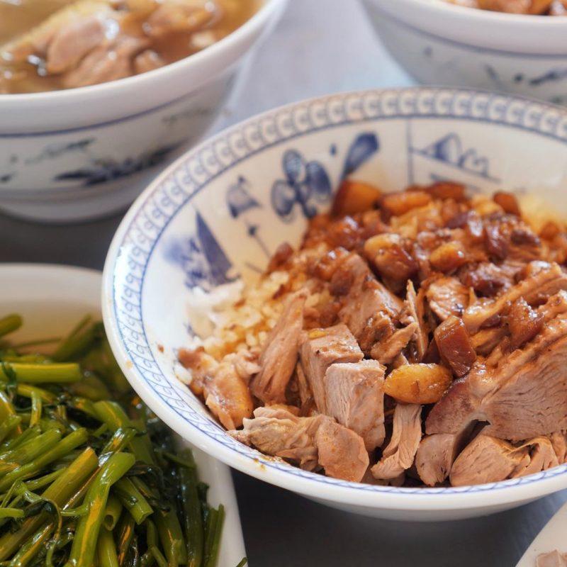 高雄美食 高雄小吃 高雄必吃 鴨肉珍、鴨肉飯