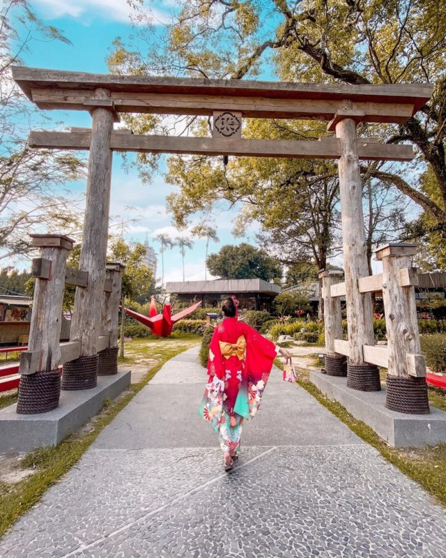 鳥居 Torii 喫茶食堂|埔里景點|南投景點