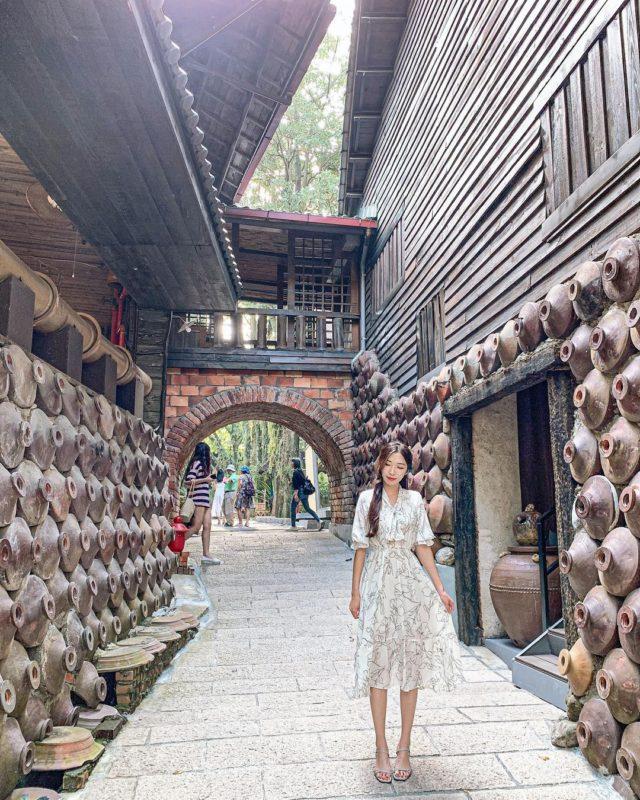 水里蛇窯文化園區 南投景點