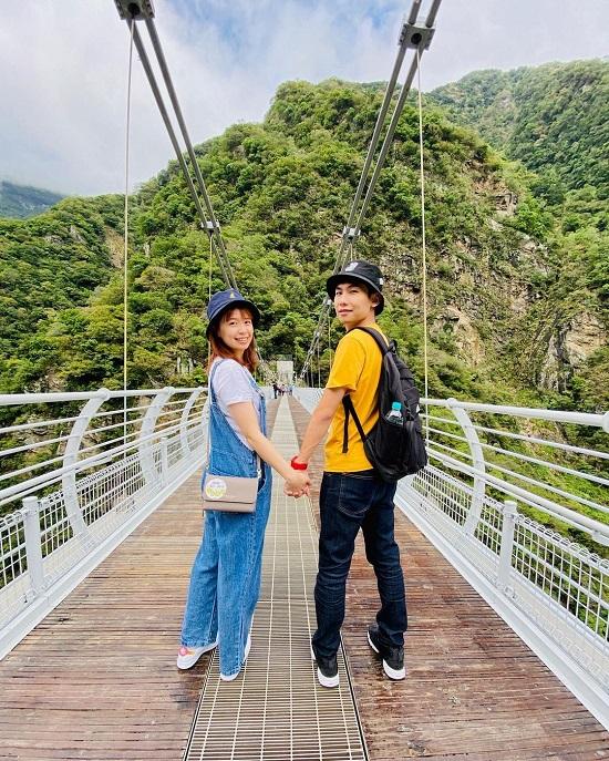 2021東部旅遊景點|東部旅遊|東部景點|花蓮景點|東部必玩景點|花蓮旅遊|太魯閣景點|太魯閣國家公園|山月吊橋