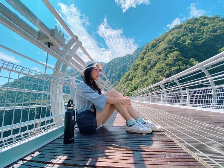 2021東部旅遊景點 東部旅遊 東部景點 花蓮旅遊 東部必玩景點 花蓮景點 太魯閣景點 太魯閣國家公園 山月吊橋