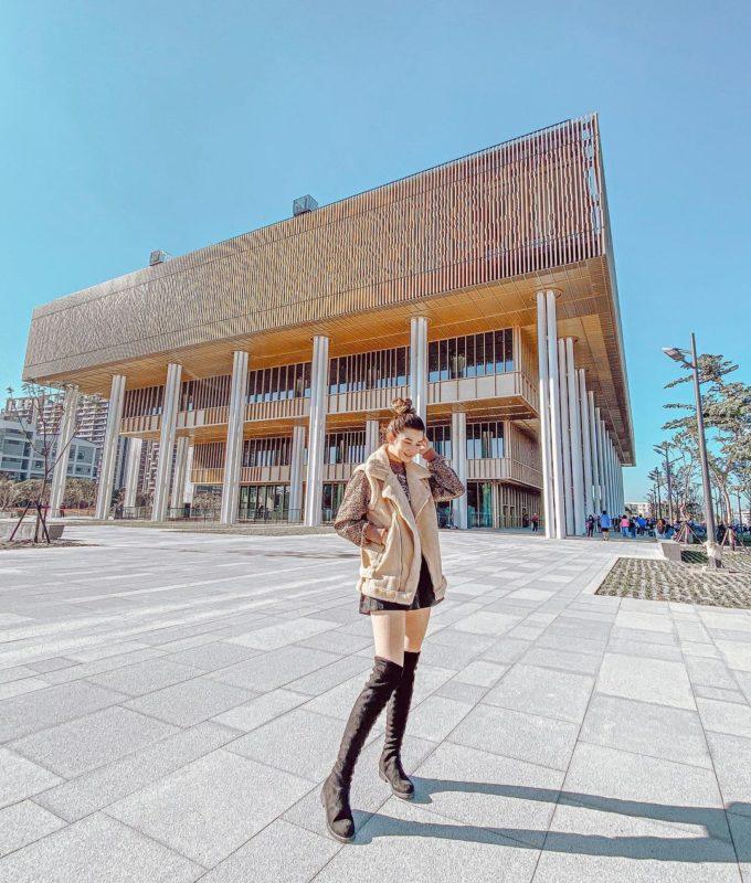 台南景點,南市圖,台南市立博物館,2021台南新景點