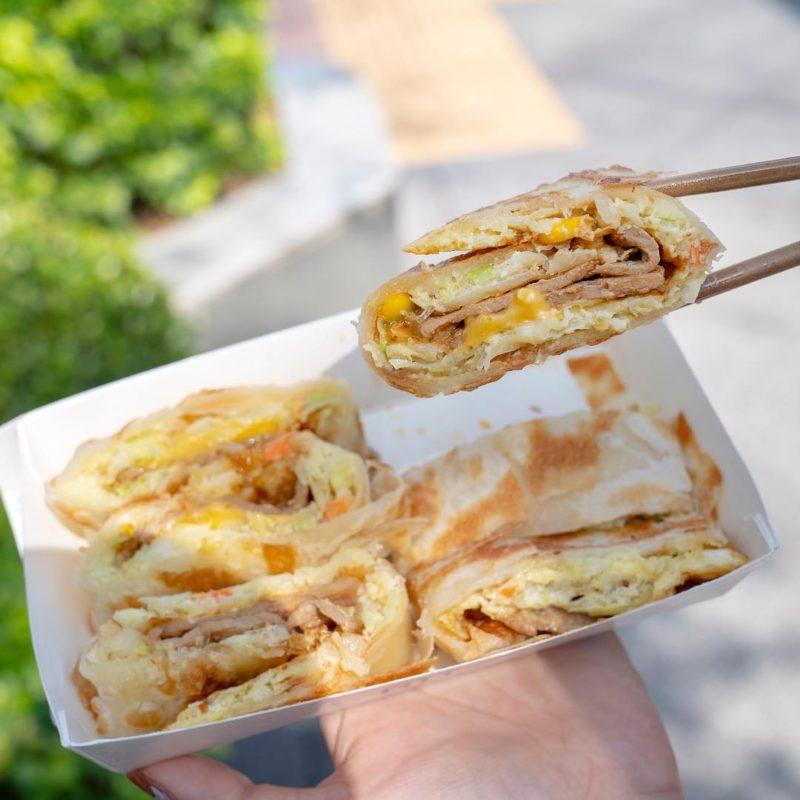 巴克斯 Box|早餐|蛋餅推薦|台北早餐