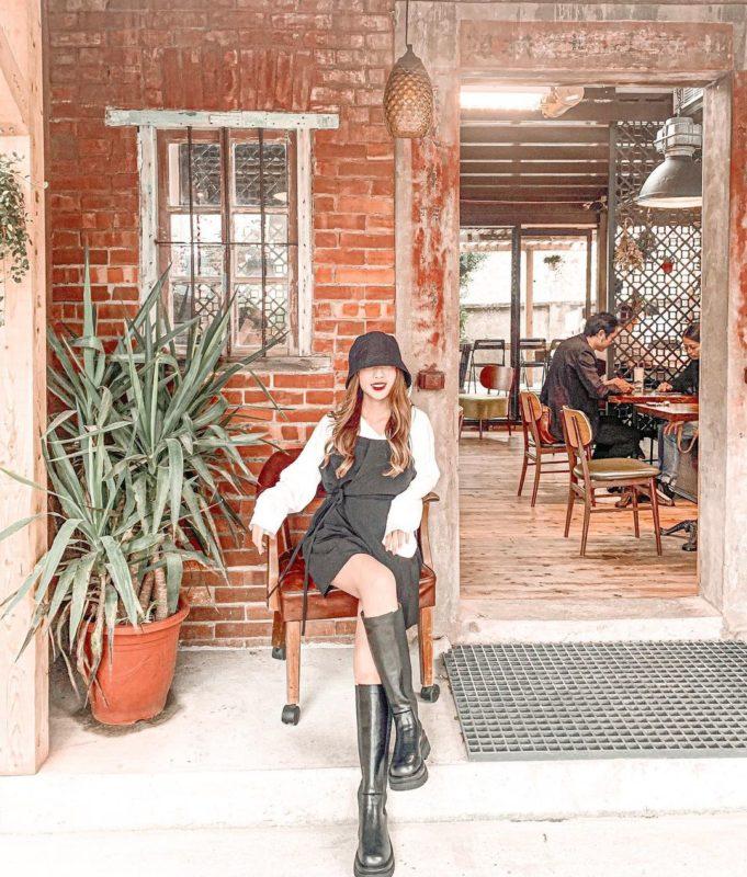 貪心咖啡館,金山景點,金山咖啡廳