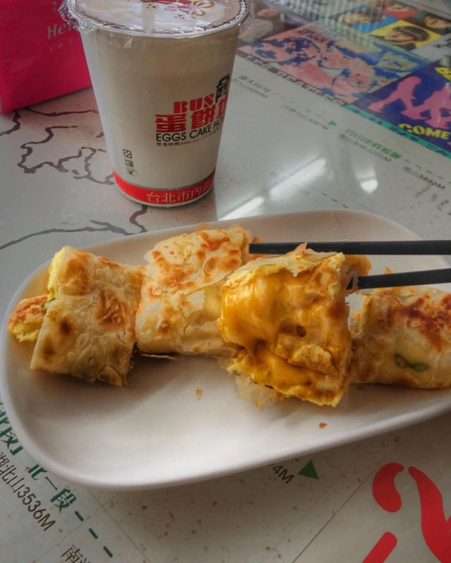 BUS蛋餅坊|台北蛋餅推薦|內湖美食|內湖早餐推薦|