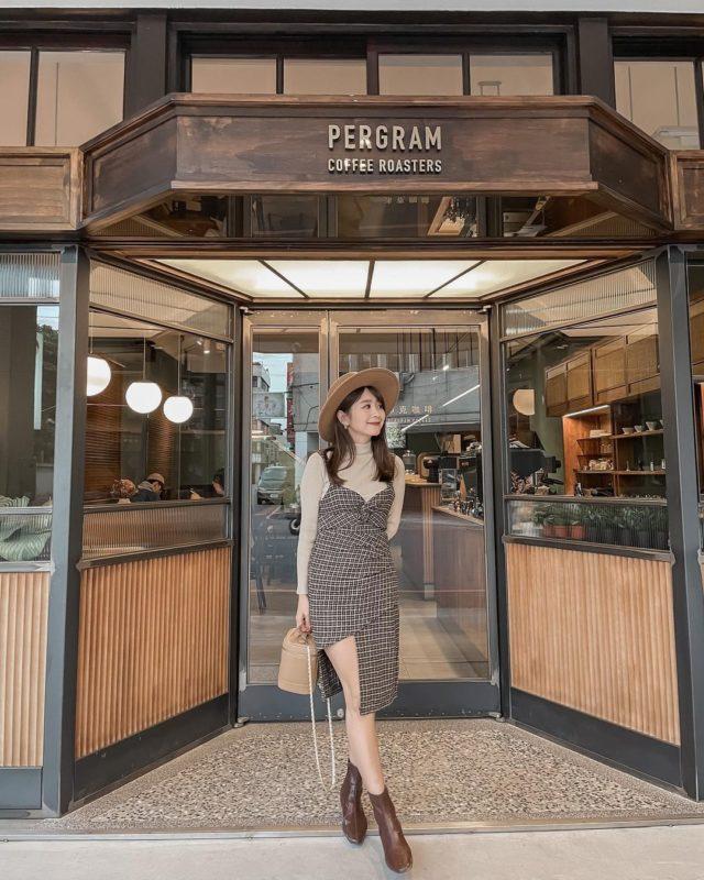 Pergram Coffee|苗栗咖啡聽|苗栗咖啡