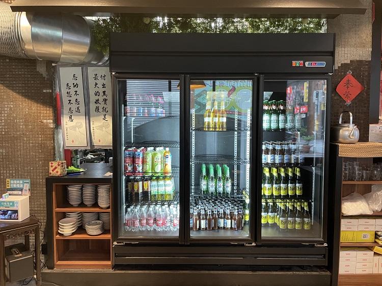 四維客棧,冰櫃,新埔站美食,板橋美食,板橋創意料理,新埔站餐廳