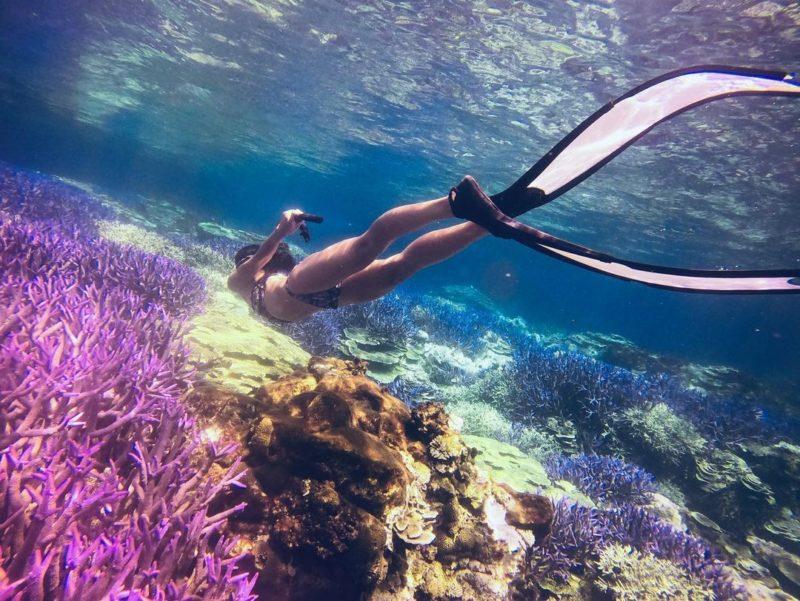 澎湖景點|澎湖水上活動秘境跳島浮潛