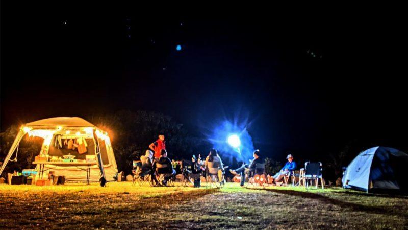▲南投巴庫拉斯玩法-秘境露營。(圖/Tripbaa趣吧!自由行專家)