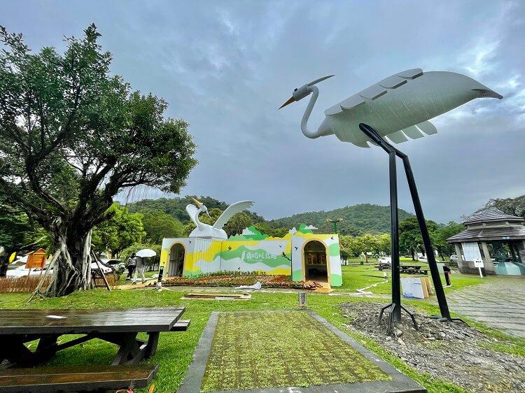 換宿鳥日子,2021宜蘭綠色博覽會,2021綠博