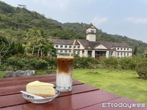 ▲▼台東最美監獄武陵咖啡廳。(圖/記者周姈姈攝)