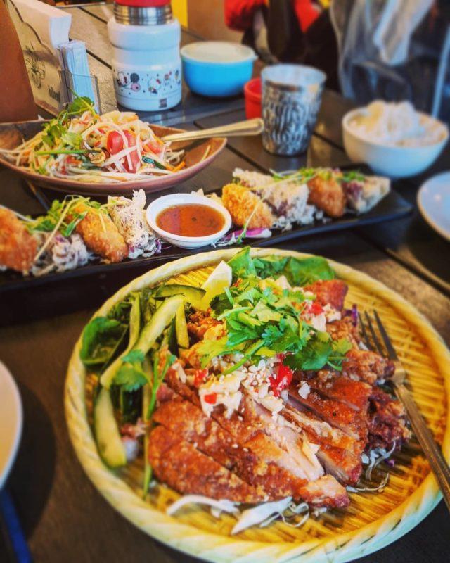 小島泰式料理,八里餐廳