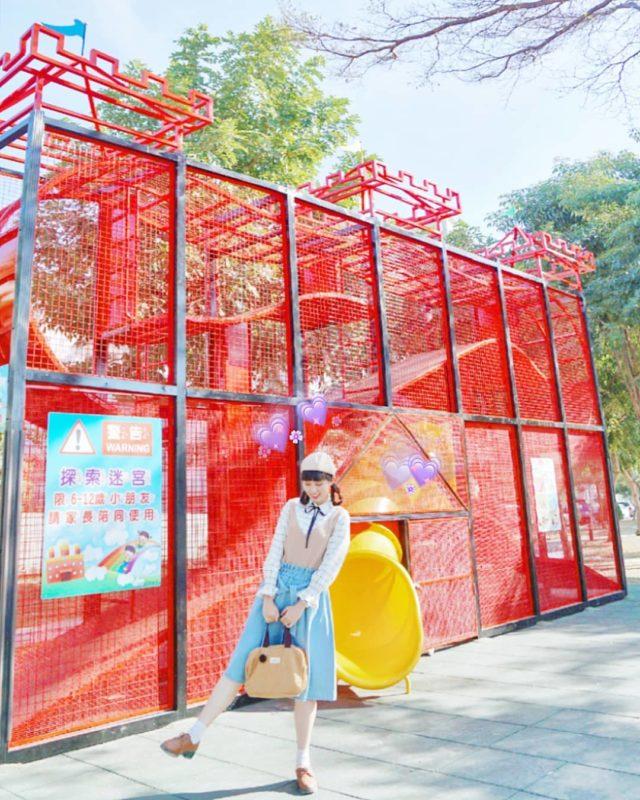 新福公園台中景點